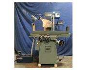 """6"""" Width 18"""" Length MITSUI MSG-205MH, 1990, ROLLER BEARING TABLE, 2X DRO, SURFAC"""