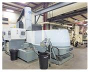 "127"" X Axis 63"" Y Axis Kao Ming KMC-3000SV VERTICAL MACHINING CENTER, Fanuc 18M"