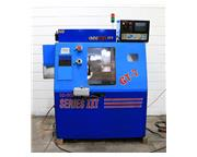 Omniturn GT-75 Series III CNC LATHE, Omni Control, Gang Tool, C-axis
