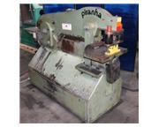 """5"""" x 5"""" x 1/2"""" Piranha # P-70 , hyd ironworker, 70 ton, 4-7/8"""" str, 10"""