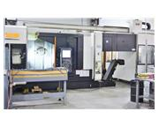 MAZAK INTEGREX i-300S, 2012, GL-200F, B-AXIS MILLTURN, DUAL SPINDLE, 2,800