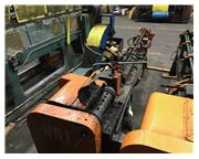 ".250"" SHUSTER 1 AVS5 WIRE STRAIGHTEN & CUT MACHINE, 7'6"""