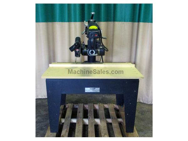 "Used Original 14"" Radial Arm Saw, Model 3536"