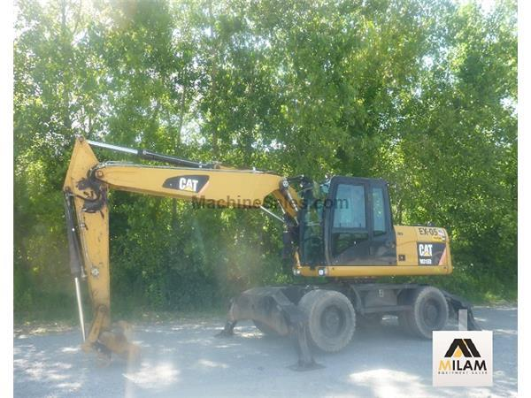 2013 Caterpillar M315D - 4X4 - CAB W/ A/C & HEAT - Stock Number: E7229