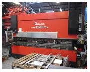 Amada HFE-130-4s 144 Ton x 13.7' 8-Axis CNC Press Brake