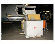 "16000 lb. Rowe # 16040-DSJ , coil reel, 40"" W, 60"" OD, 19"" -24.5"" ID,"