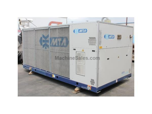 50 Ton, MTA # AS751FC/N , water chiller, R-407C, 43.5 psi, 131°F max temp, '14, #8655HP