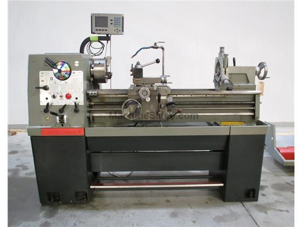 "1980 CLAUSING COLCHESTER MODEL 8015 GEARED HEAD, BED LATHE, 13"" X 40&q"