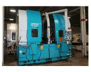 Doosan V550T CNC Twin Spindle Vertical Turning Center