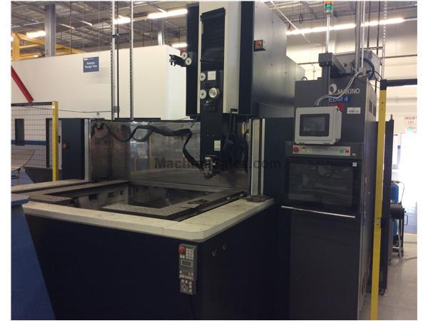 Makino Model U-1310 Traveling Column CNC Wire EDM