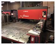 2000 Watt Amada Pulsar 2415-AIII CNC Laser
