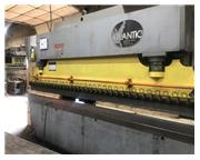 135 Ton Atlantic HDS-20 CNC Press Brake
