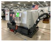 "HAAS ST-20T, 8""Chk, 2014, TAILSTOCK, CHIP CONVEYOR"
