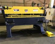ATEK / BANTAM MODEL 4240 4' X 24 TON PNEUMATIC PRESS BRAKE