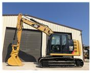 2014 Caterpillar 312EL W/ ENCLOSED CAB W/ A/C & Heat - Stock Number: E7
