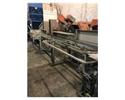 TSUNE FULLY AUTO NON-FERROUS CIRCULAR SAW WITH INCLINE LOADING RACK, 2002