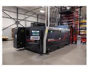 6000 Watt Amada LCG 3015 AJ Fiber Laser