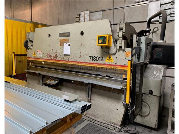 130 Ton x 12' Accurpress 713012 CNC Press Brake