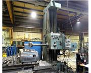 "Supermill MDR125 5"" Table Type Horizontal Boring Mill"
