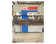 200 Ton HTC 200-10PB 2-Axis CNC Hydraulic Press Brake