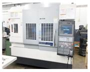OKUMA GENOS M560-V, 2017, 4TH AXIS, 15K RPM, PROBING, 500 HRS