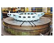 "Waldrich 120"" CNC Rotary Table"