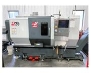 "HAAS ST-25T, 2015, SERVO BAR 300, LIVE MILLING, ROYAL COLLET, 10"" CHUC"