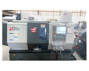 "HAAS ST-20Y, 2016, Y-AXIS, LIVE MILLING, 10"" CHUCK, PARTS CATCHER, 2,0"