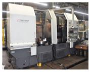 HWACHEON VTC-550-2SP Twin Spindle CNC Vertical Lathe