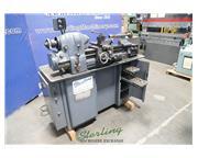Hardinge # HLV-H , precision toolroom lathe, taper, Albrecht drill chuck, #A5822