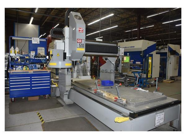 Haas GR-510 CNC Gantry Router