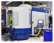 GROB G550 5-Axis Horizontal/Universal Machining Center