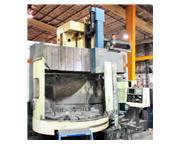 "Toshiba TUE-15 59"" CNC Vertical Boring Mill"