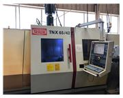 Traub TNX 65/42 CNC Lathe (2006) QTY -2  Live Tool Heads for Z&X axis