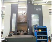 "Hankook VTC-200E 78"" CNC Vertical Boring Mill"