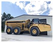 2005 Caterpillar 740 - 6 X 6 & Cab w/ A/C & Heat - Stock Number: E7