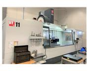 HAAS VF-11/50, 2017, 5TH AXIS-TR310, TSC, 10K RPM, 600 HOURS
