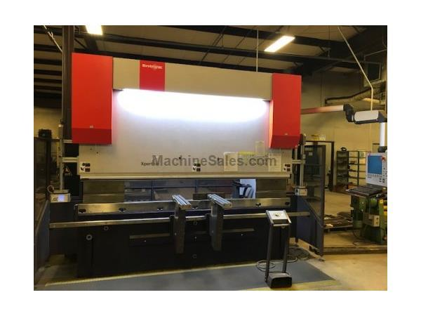 150 TON x 10' BYSTRONIC XPERT 150 X 31000, 6-AXIS,MFG:2012