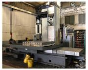 "Femco BMC-110T3 4.33"" CNC Table Type Horizontal Boring Mill"