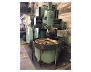 1966 Schiess Vertical Turret Lathe with Side Head