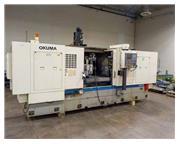 "16"" x 60"" Okuma GA47F CNC Angle Head Grinder"