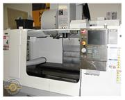 "HAAS, VF-4D, 50"" X, 20"" Y, 25"" Z, NEW: 2009"