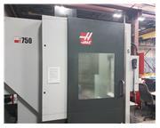 "HAAS, UMC-750, 30"" X, 20"" Y, 20"" Z NEW: 2014"