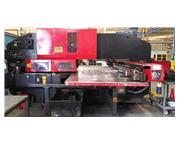 Amada Pega 358S, 4x8, 33 Ton CNC Turret Punch