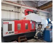 Awea SP 2016 HSS CNC Bridge Mill