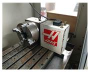 Haas HRT-A6 CNC Rotary Table with Brush Servos