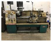 "Used TURNMASTER 15""x50"" Gap Bed Engine Lathe"