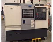 "Hwacheon Cutex 160A, Fanuc, 21.6"" Sw, 11.8"" Length, 1.77"" Ba"