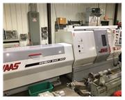 1999 Haas SL-20 CNC Turning Center With Servo 300 Barfeed