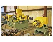 "12"" (305mm) x 3.5"" (89mm) TORRINGTON, 5,000# CAPACITY SLITTING LINE (13597)"